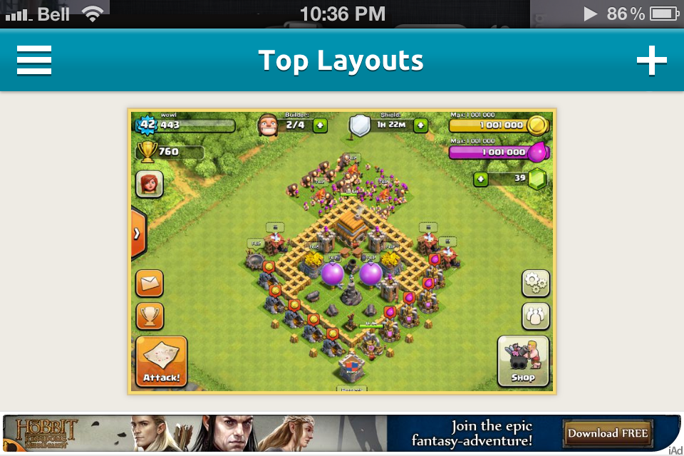 town hall 1 5 clash of clans strategy guide by takeda